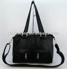 2012 lady bags vintage PU leather handbags imitation hand bag