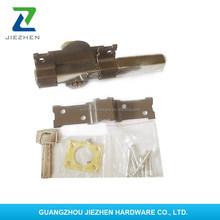 round square iron forend striker magnetic night latch deadbolts backset handle european key security door drawer push lock