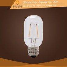 Beautiful lights effects led edison bulb dimmable