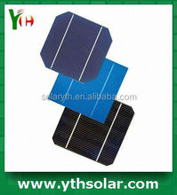 High efficiency A grade 6x6 inch best monocrystalline solar cell price for solar panel/photovoltaic solar cells for sale