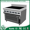 CH-3.5BZ6-A hotel kitchen equipment and furniture induction range