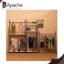 Multi-style Garment display shelf, Garment Display Rack, garment rack