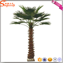wholesale outdoor artificial palm trees plastic palm tree and decorative palm tree