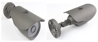 Waterproof Office Camera 1100TVL Network 3.6mm Anti Vandal