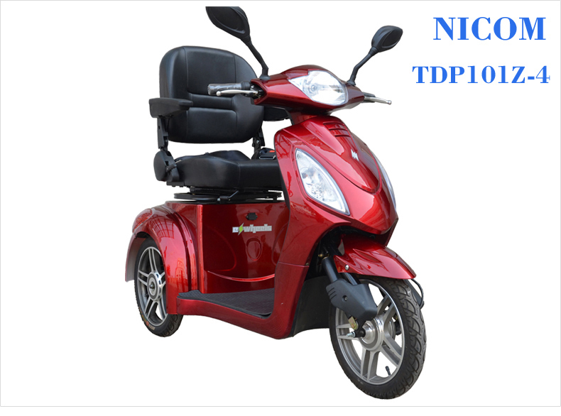Electric Tricycle for elderly people