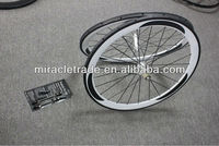 Carbon race wheels 50mm tubular road bike wheelset MT-50T