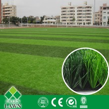 Fake complex artificial turf grass for soccer