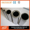 Circular thin wall sae1020 seamless steel front pipe