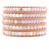 2015 most popular jade bead bracelet leather bracelet for women