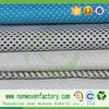 spun bonded anti slip material polypropylene raw non-slip nonwoven fabric