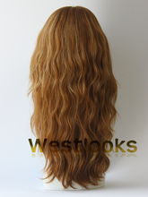 Real Mongolian Intact Cuticle Hair Blonde Jewish Kosher Wig