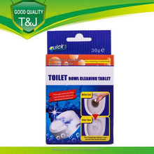 High Effective Disposable Professional Eco-friendly Toilet Bowl Cleaner Tablet, Chemical Cleaner