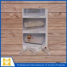 nuovo prodotto 2015 acrilico business box carta