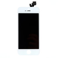 wholesale cell phone lcd for iphone 5g lcd assembly, for iphone 5 display screen black&white