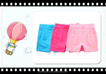Candy Color Fashion Girls New Pants Design For Girl Summer Hot Shorts