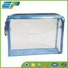 Promotional Waterproof Makeup Pouch 2015 Clear PVC Cosmetic Bag