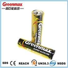 MSDS 1.5v AA LR6 AM3 Alkaline Battery