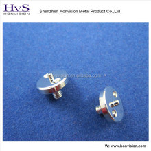 Hot sale customized precision CNC turning shelf fastener
