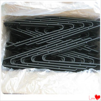 Plastic catering tong for food (9'', PS)