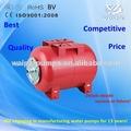 acero 24l rojo tanque de presión para la bomba de agua con alta calidad y precio competitivo