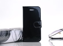 For 2014 Newest 3D Flip Effect iphone 5s Case,Glossy Wallet For 3D Flip Iphone 5S Case