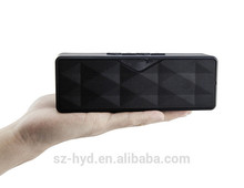 portable wireless bluetooth stereo speaker with dynamic and rich sound