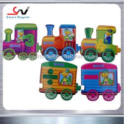 Cheap customized souvenir printing paper rubber fridge magnet