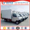 ChangAn diesel 4X2 used refrigerator truck for sale