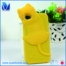 Creating silicone cover for cell phone