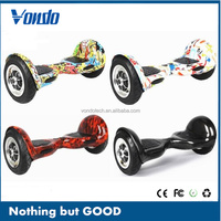 10 inch electric mini scooter two wheels self balancing With Rohs/FCC/CE