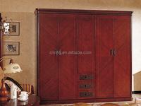 korean unusual oak veneer wooden doors for bedrooms sets wardrobe furniture design