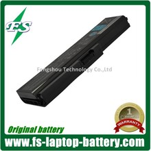 Original laptop battery for TOSHIBA Satellite A660 A665 C650 L730 L740 PA3818 PA3817U-1BRS PABAS228 Li-ion Rechargeable battery