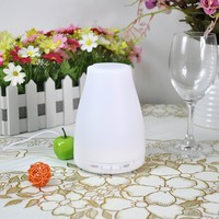 100ml hot sale Ultrasonic Diffuser, oem air diffuser with colorful led light, oem essential oil diffuser