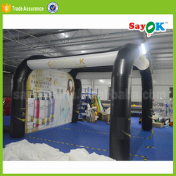 inflatable advertising arch cheap inflatable arch price for sale