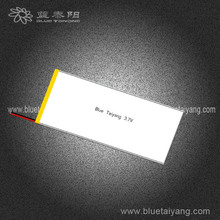 Hot selling 3067156 3800mAh rechargeable lithium-ion battery 5v