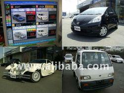 Japanese new / used vehicle and mini trucks