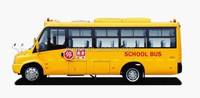 new school bus model for sale with low price