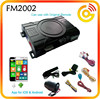 2 way wireless car alarm system with voice monitor FM2002