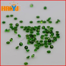 Wholesale natural round green diopside