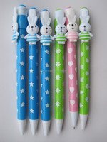 Best-selling cute design creative cute baby ball pen promotional ballpoint pen