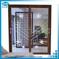 2015 Design Cheap Aluminum Hidden Sliding Doors
