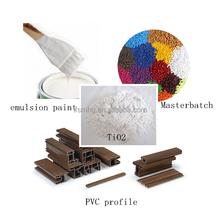 rutile titanium dioxide for paint making chemicals