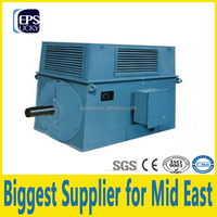 high voltage electric motor for mill