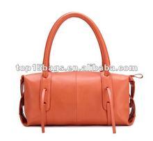 wholesale orange style handbags