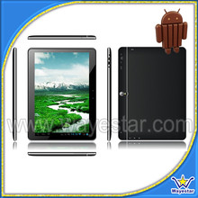 Private model 3g quad core tablet pc 10inch gps tablet