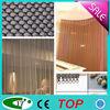 Fashionable and beauty metallic curtain fabric