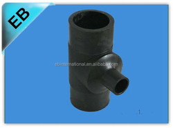 2013 new products Plastic pipe reduced tee, EB