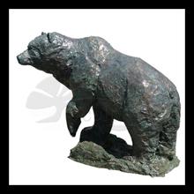 High quality genesee valley bronze bear soccer club