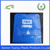 Wholesale promotional custom plastic drawstring duffle bag hotel laundry bags.
