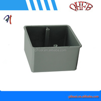 Floor socket square switch box, wall switch box